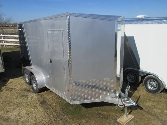 2017 CargoPro Trailers Stealth Standard 7 x 14 Enclosed Trailer