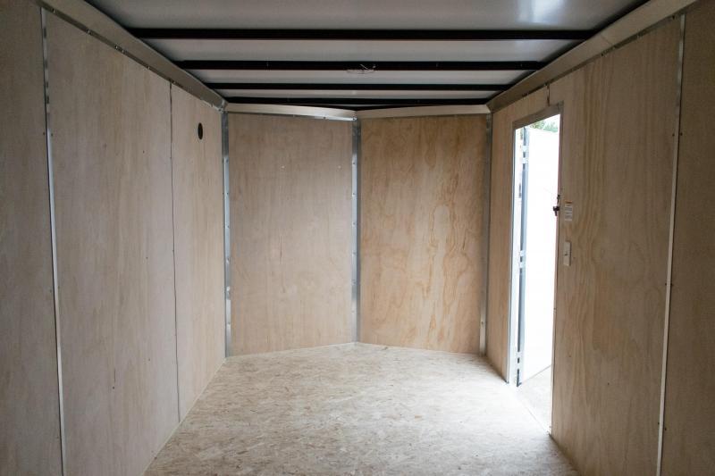 2019 Sure-Trac 7 x 16 Pro Series Wedge Cargo TA 10K Barn