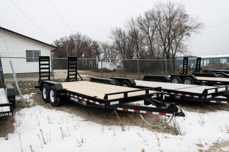 2020 Sure-Trac 7 x 18 Implement Trailer  14K