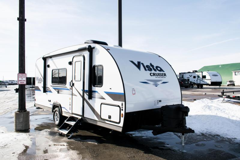 2021 Gulf Stream Vista Cruiser 19RBS Couples Model Travel Trailer RV
