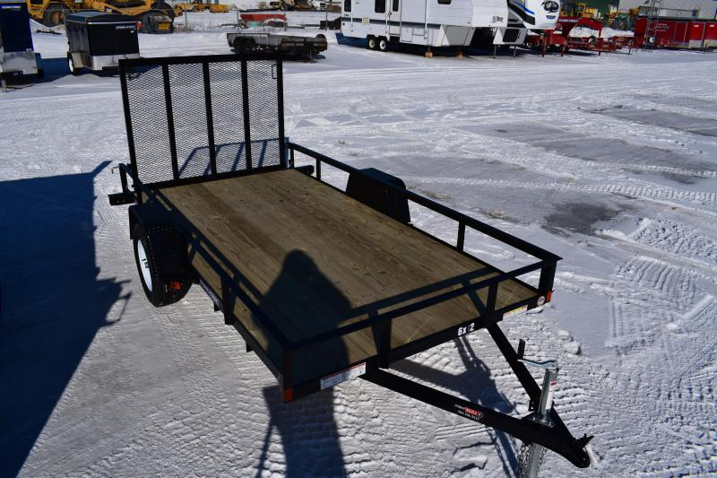 2018 Sure-Trac 6 x 12 Angle Iron Utility 3k Idler