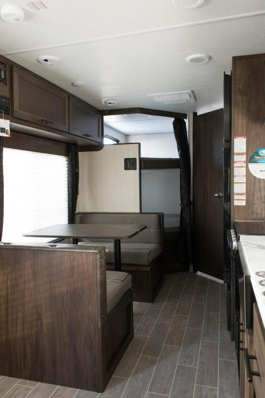2020 Grey Wolf Limited 22MKSE Travel Trailer Bunk Model RV