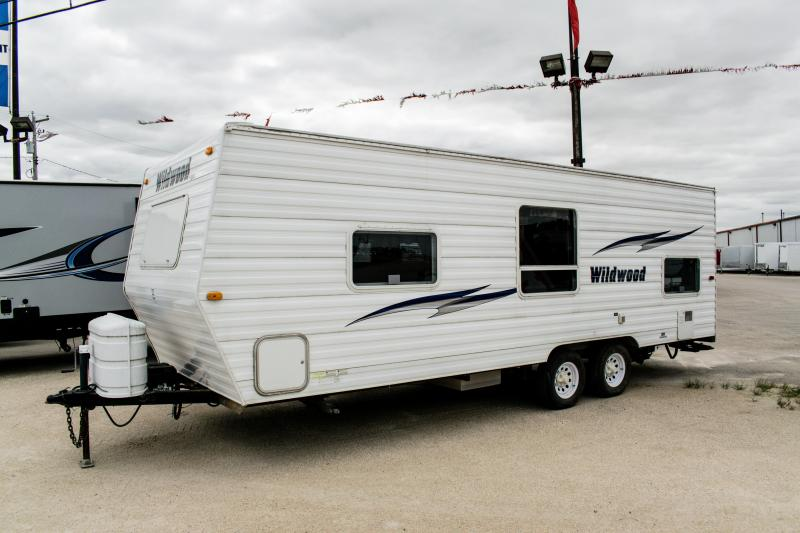 2010 Wildwood 22XLT Travel Trailer