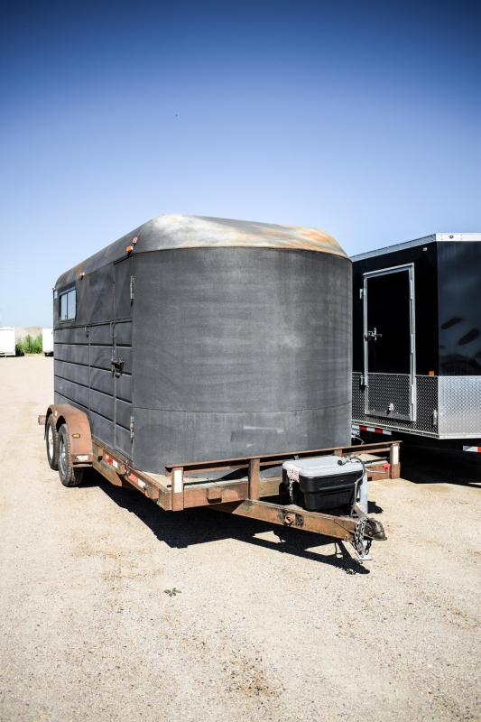 1998 Other 16 7K HORSE TRAILER Car / Racing Trailer