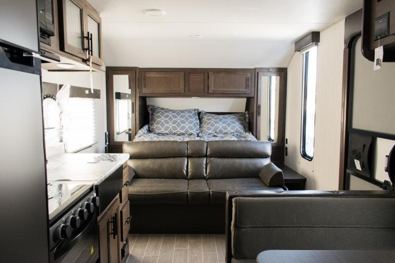 2020 Grey Wolf Limited 22MKSE Travel Trailer Bunk Model RV