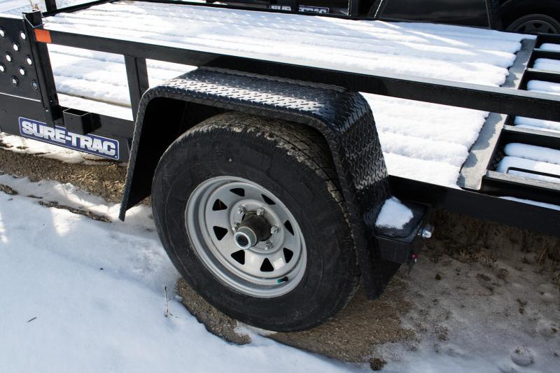 2020 Sure-Trac 7 X 14 Tube Top ATV  5K Brake