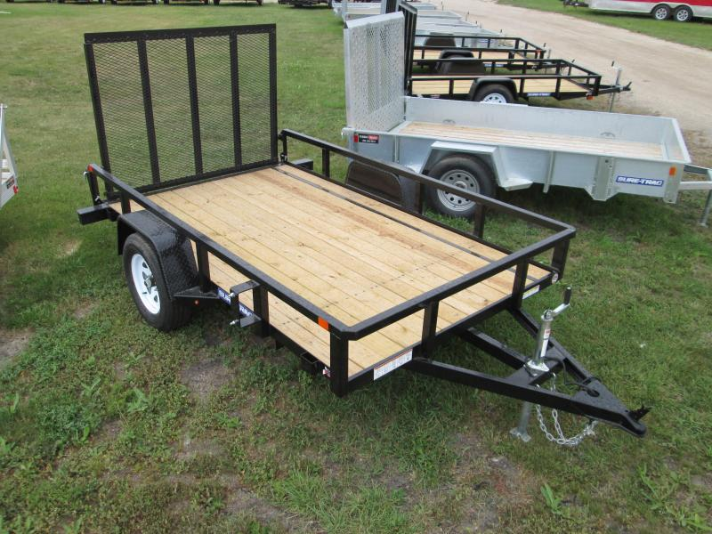 2018 Sure-Trac 6 X 10 Tube Top Utility