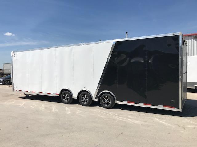 2018 Atlas Specialty Trailers 8.5 x 34 Car / Racing Trailer 15K
