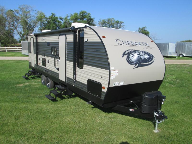 2018 Cherokee Trailer 274DBH Limited Travel Trailer