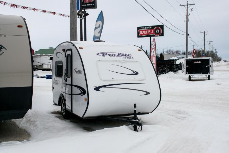2016 Prolite Cool Travel Trailer