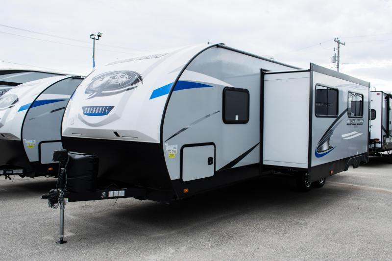 2020  Alpha Wolf Limited 26DBH-L Travel Trailer w/Bunks