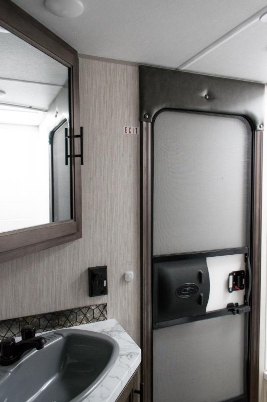 2020 Grey Wolf 26DBH Limited Travel Trailer Bunk Model  RV