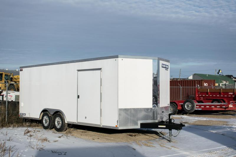 2019 Sure-Trac 8.5x20 Pro Series Enclosed/Cargo  TA 10K Ramp