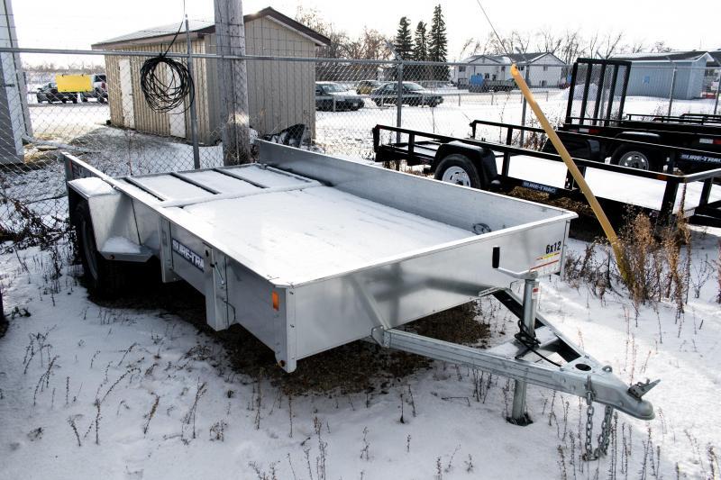 2020 Sure-Trac 6 x 12 Galvanized High Side  3k Idler
