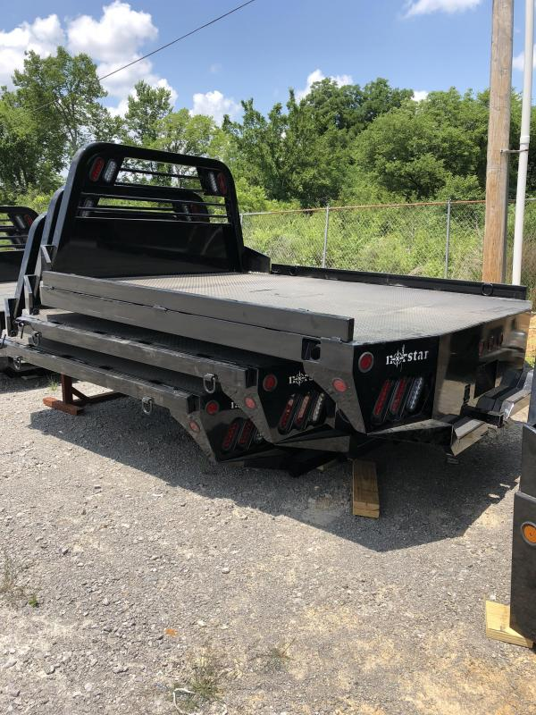 "2018 Norstar SF 9'4"" x 97"" CTA 60"" Smooth Rail Truck Bed"