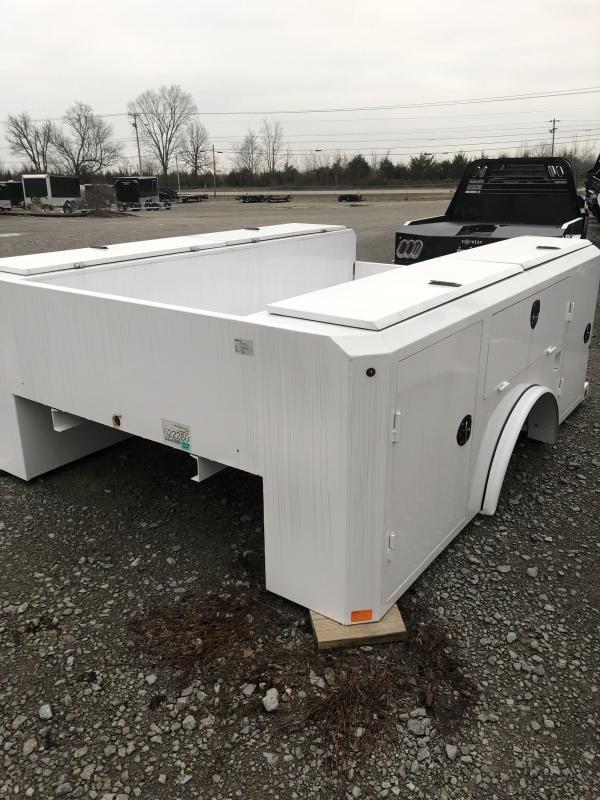 """2019 Norstar SC 9'4"""" x 97"""" CTA 60"""" Service Bed"""