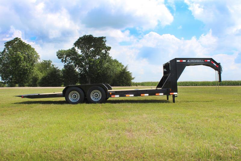"2018 Iron Bull 7K 83"" x 24' Equipment Trailer Tilt"