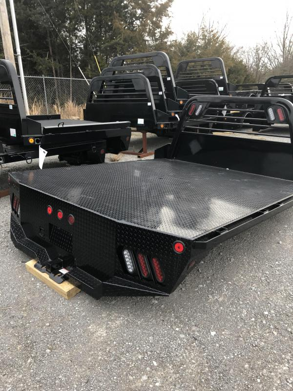 "2019 Norstar SR 9'4"" x 97"" CTA 60"" Diamond Plate Bed Truck Bed"
