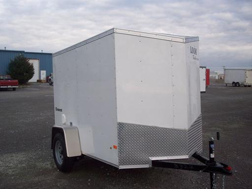 Look 3K 5'x8' Element Cargo