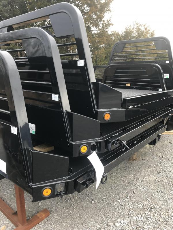 "2018 Norstar SF 8'6""x97"" CTA 56"" Smooth Rail Truck Bed"
