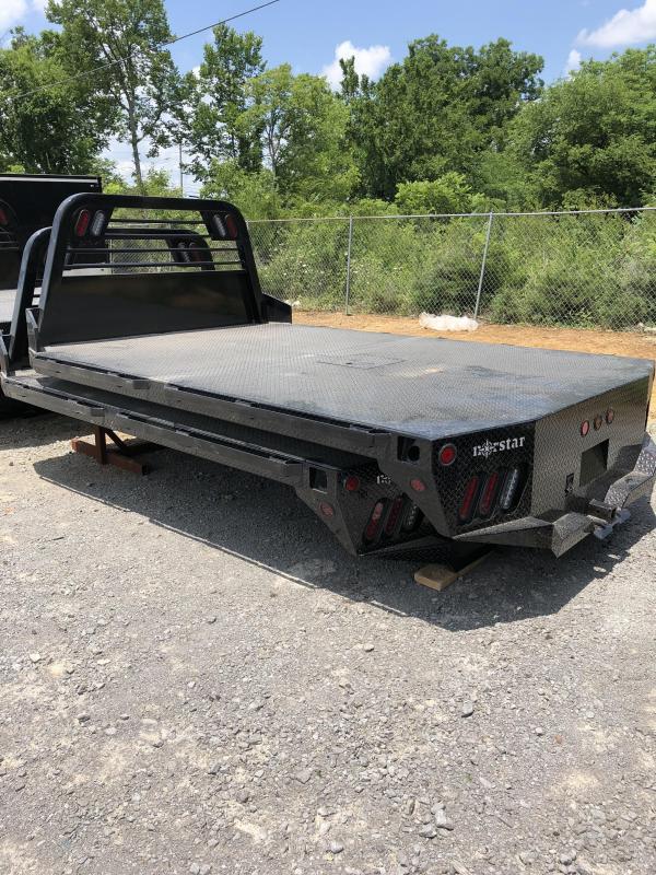 "2018 Norstar 11'4""x97"" SR Diamond Plate Truck Bed"