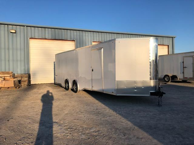 2019 Pace American CV85X24TE3 Enclosed Cargo Trailer