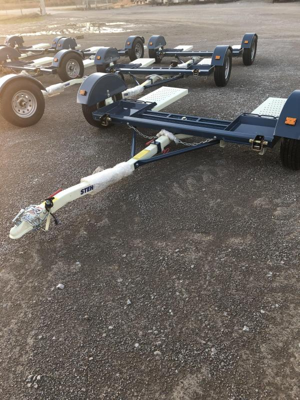 2019 Stehl ST80TD Tow Dolly