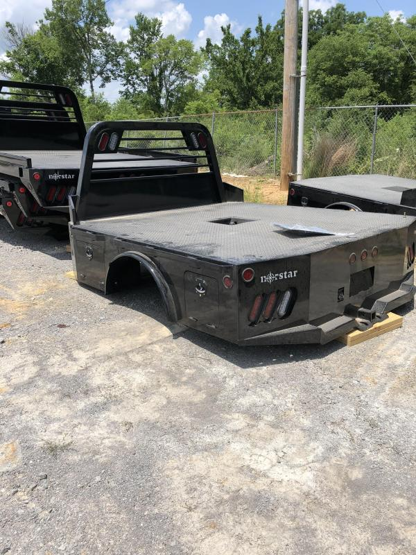 "2018 Norstar 8'6""x97 ST Skirted Truck Bed"
