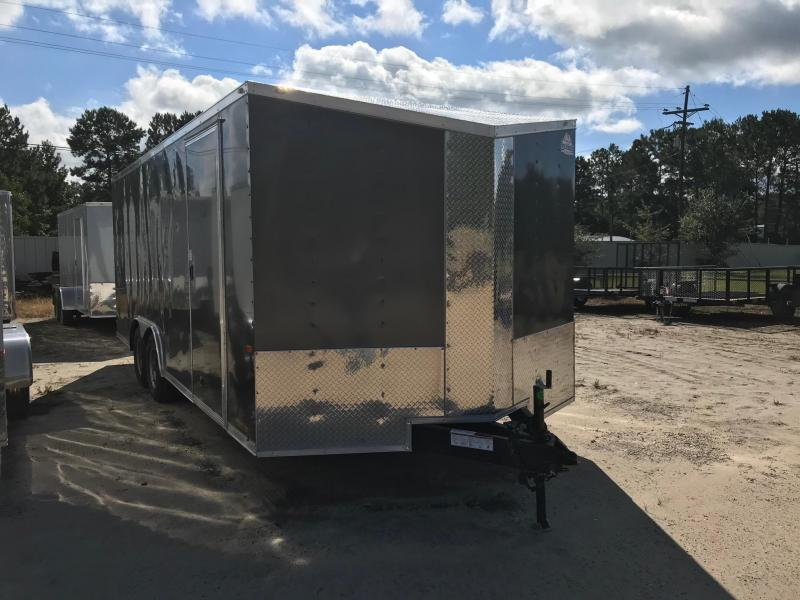 2019 8.5x20 Rock Solid Cargo TA VN Enclosed Cargo Trailer