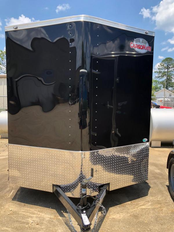 2020 Continental Cargo 12x07 TA Enclosed Cargo Trailer