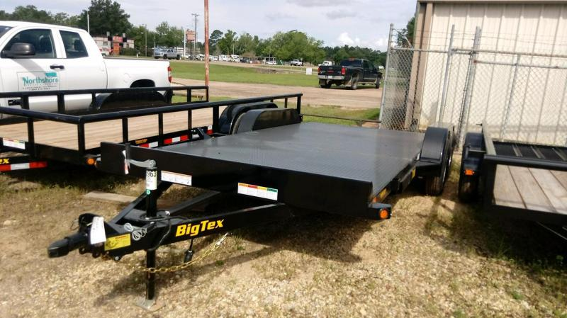 2020 Big Tex Trailers 18x06.10 70DM Car / Racing Trailer