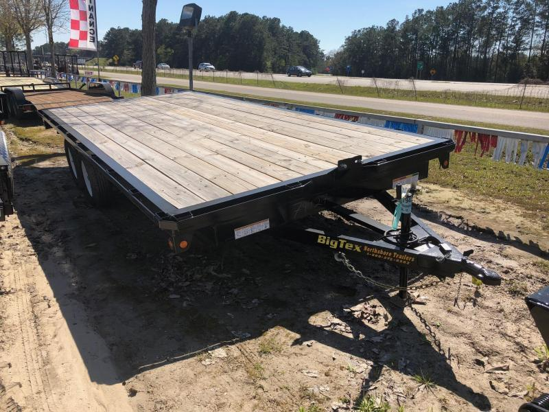 2019 8.05x16 Big Tex Trailers 70OA Equipment Trailer