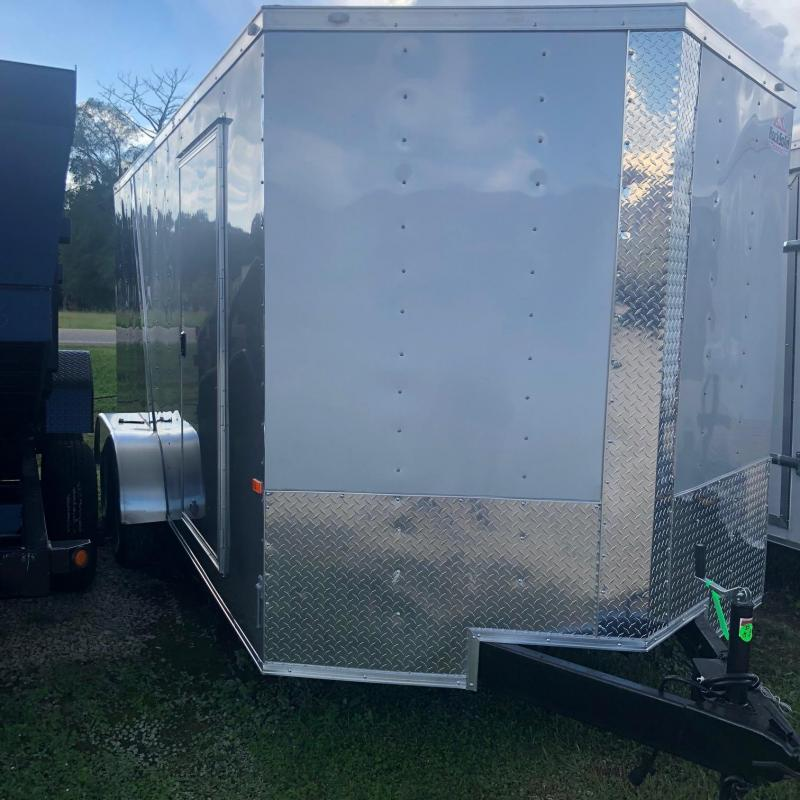 2019 Rock Solid Cargo 7x16 TA Rock Solid Enclosed Cargo Trailer Enclosed Cargo Trailer