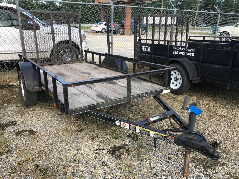 2007 Carry-On 5X10GW Utility Trailer