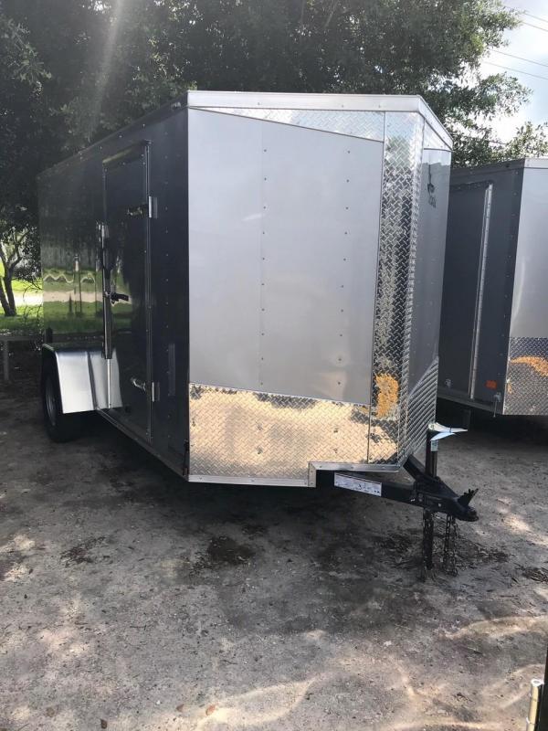 2019 6x12 Lark Victory VN Enclosed Cargo Trailer