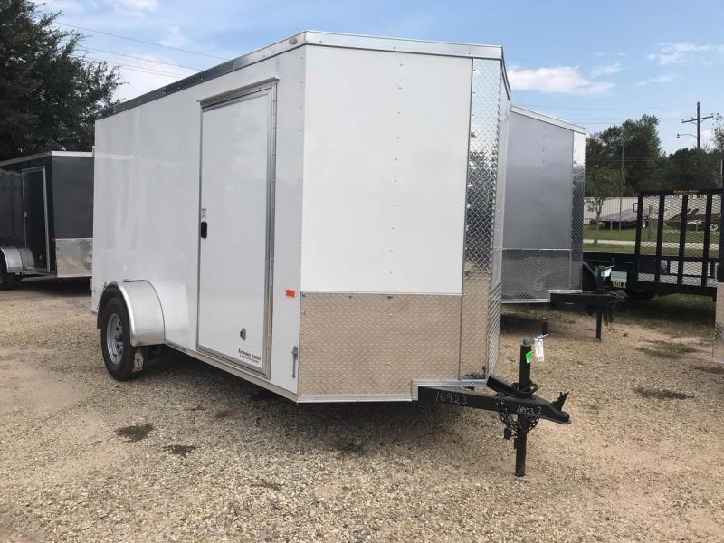 2020 6x12 Rock Solid Cargo SA VN Enclosed Cargo Trailer