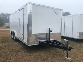 2019 8.5x20 Lark Victory Enclosed Cargo Trailer