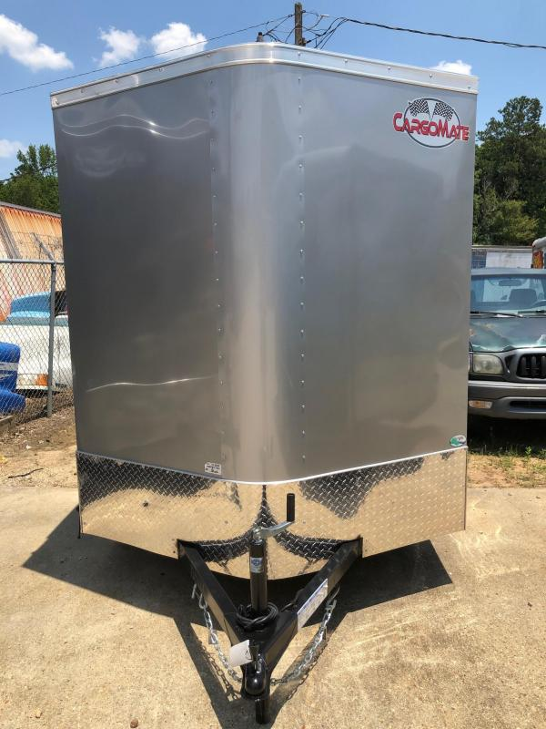 2020 Continental Cargo 12x06 SA Enclosed Cargo Trailer