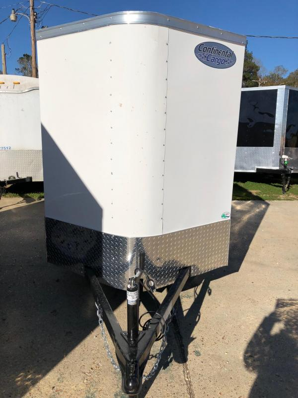 2019 Continental Cargo 08x05 SA Enclosed Cargo Trailer