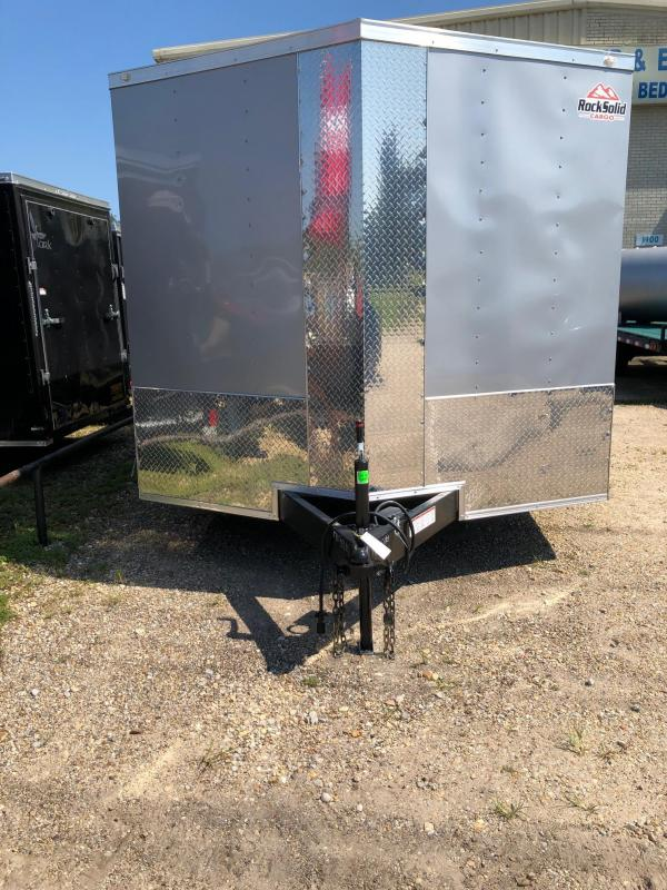 2020 Rock Solid Cargo 16x08.05 TA Enclosed Cargo Trailer