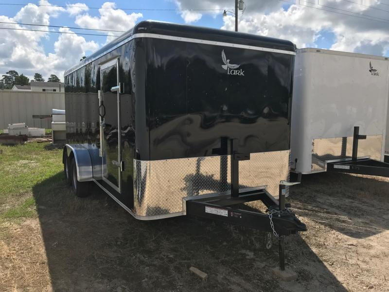 2019 7x16 Lark Victory Enclosed Cargo Trailer