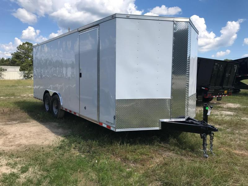 2020 8.5x20 Rock Solid Cargo TA VN Enclosed Cargo Trailer
