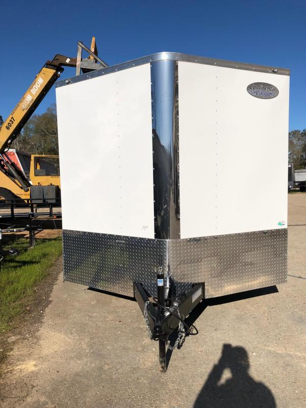 2019 Continental Cargo 16x08.05 TA Enclosed Cargo Trailer