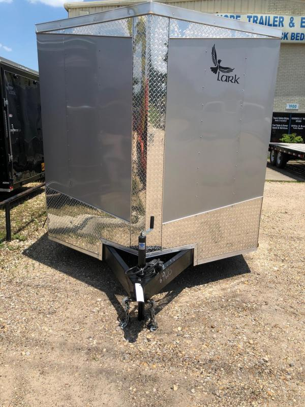 2019 Lark 16x07 TA Enclosed Cargo Trailer