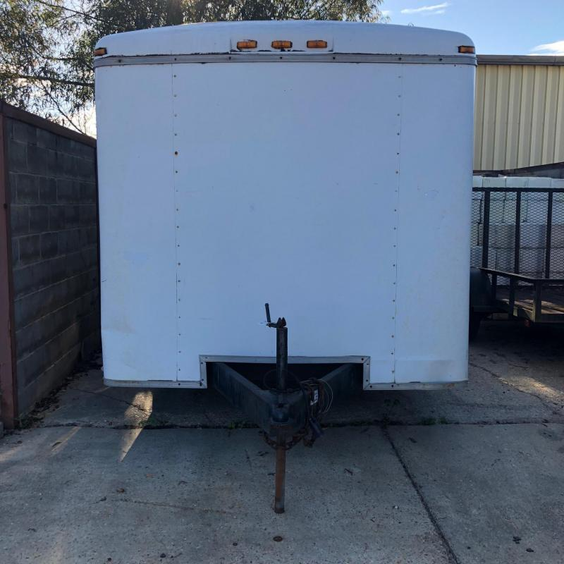 1997 Avenger 1997 14x07 DD Enclosed Cargo Trailer