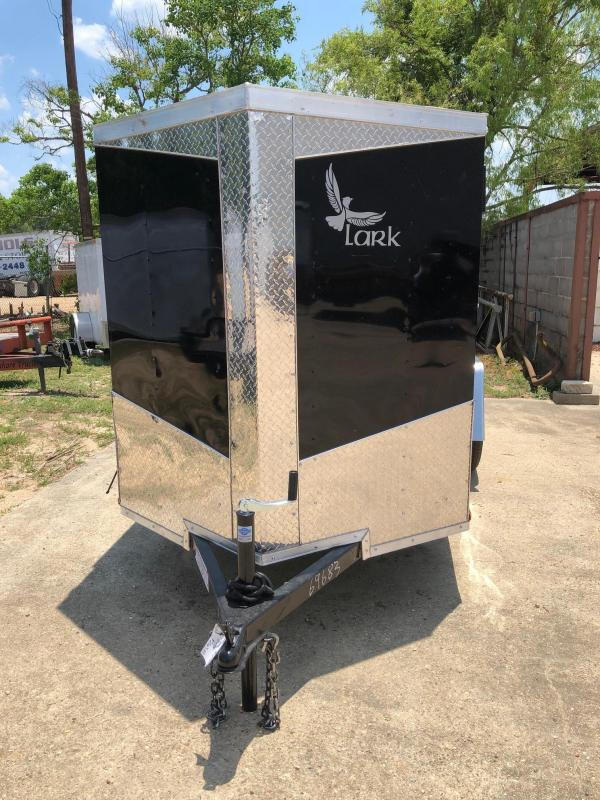 2019 Lark 10x05 SA Enclosed Cargo Trailer
