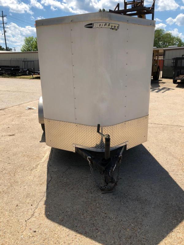 2013 Doolittle Trailer Mfg 5x8 Enclosed Cargo Trailer