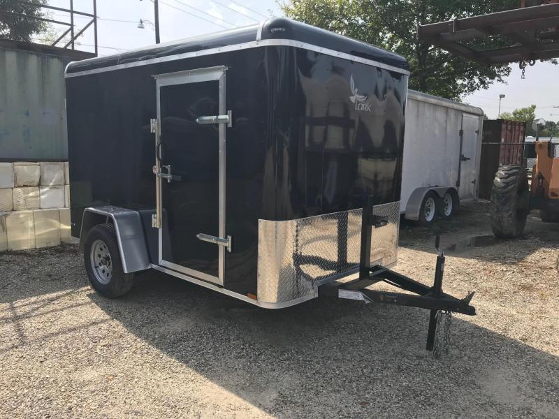 2019 6x10 Lark Victory Enclosed Cargo Trailer