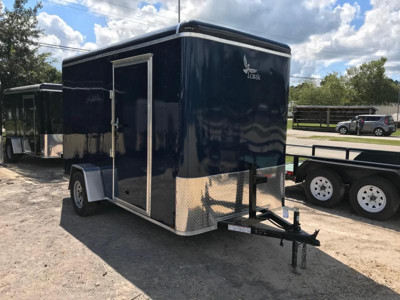 2019 6x12 Lark Victory Enclosed Cargo Trailer
