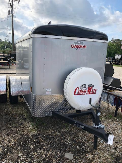 2018 5x8 Cargo Mate Enclosed Cargo Trailer